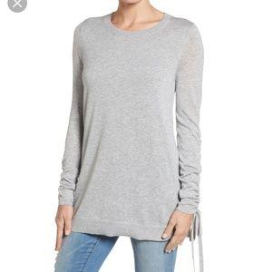 Halogen tunic XL sweater